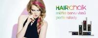 HAIR CHALK barevné křídy na vlasy